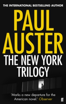 The New York Trilogy, Paperback Book