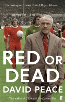 Red or Dead, Paperback / softback Book
