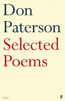 Selected Poems, Paperback Book