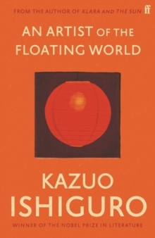 An Artist of the Floating World, Paperback Book