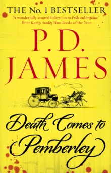 Death Comes to Pemberley, Paperback Book