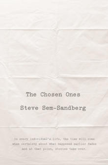 The Chosen Ones, Paperback / softback Book