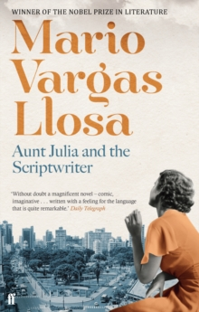 Aunt Julia and the Scriptwriter, Paperback Book