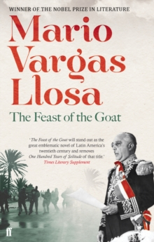The Feast of the Goat, Paperback Book