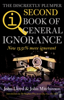 Qi: the Discreetly Plumper Second Book of General Ignorance : (Tv Tie-in), Paperback Book