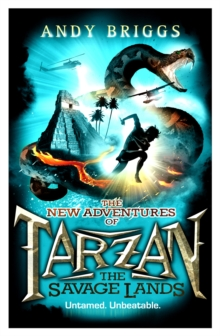 Tarzan: The Savage Lands, Paperback / softback Book