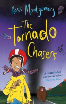 The Tornado Chasers, Paperback Book