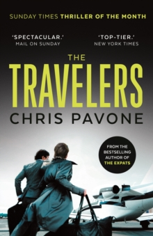 The Travelers, Paperback / softback Book