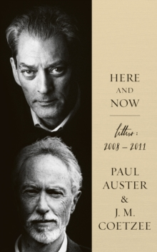 Here and Now, Hardback Book