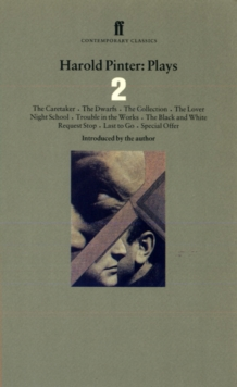 Harold Pinter Plays 2 : The Caretaker; Night School; The Dwarfs; The Collection; The Lover, EPUB eBook