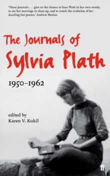 The Journals of Sylvia Plath, Paperback / softback Book