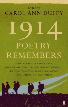 1914: Poetry Remembers, Paperback / softback Book