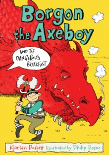 Borgon the Axeboy and the Dangerous Breakfast, Paperback / softback Book