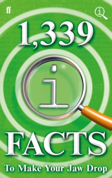 1,339 Qi Facts to Make Your Jaw Drop, Hardback Book