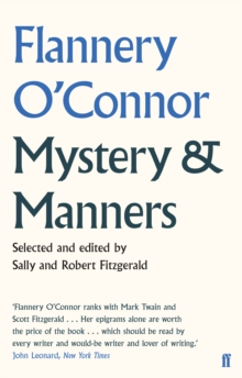Mystery and Manners, Paperback Book