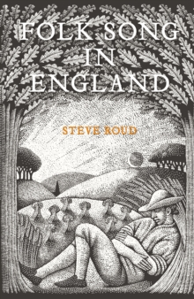 Folk Song in England, Hardback Book