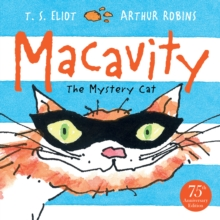Macavity : The Mystery Cat, Hardback Book