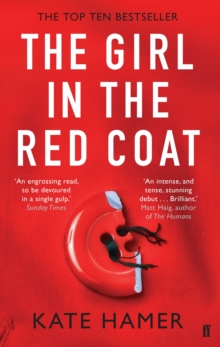 The Girl in the Red Coat, Paperback Book