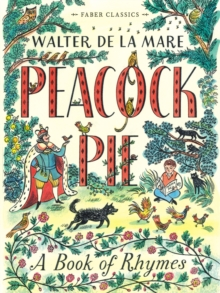 Peacock Pie : A Book of Rhymes, Paperback / softback Book