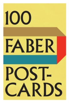 100 Faber Postcards, Cards Book