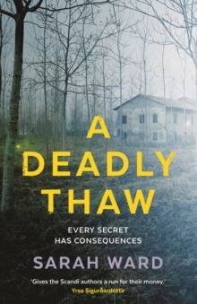 A Deadly Thaw, Hardback Book