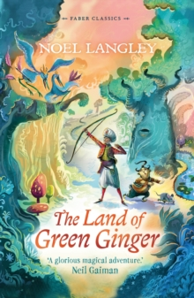 The Land of Green Ginger, Paperback Book