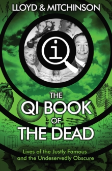 QI: The Book of the Dead, Paperback / softback Book