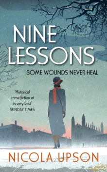 Nine Lessons, Hardback Book