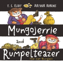 Mungojerrie and Rumpelteazer, Paperback Book