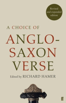 A Choice of Anglo-Saxon Verse, Paperback Book