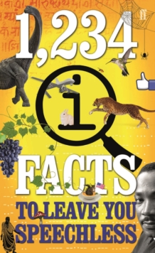 1,234 QI Facts to Leave You Speechless, EPUB eBook