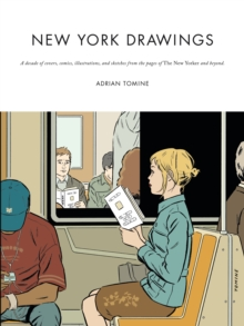 New York Drawings, Paperback Book