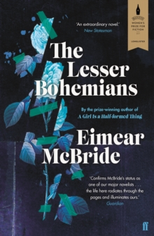 The Lesser Bohemians, Paperback / softback Book