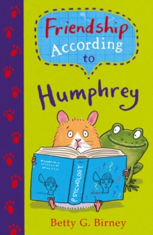 Friendship According to Humphrey, Paperback / softback Book