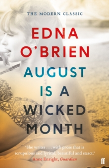 AUGUST IS A WICKED MONTH, Paperback Book