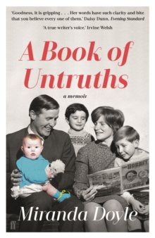 A Book of Untruths, Paperback / softback Book