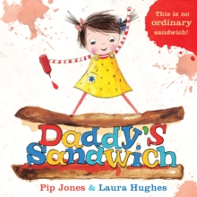 Daddy's Sandwich, Board book Book