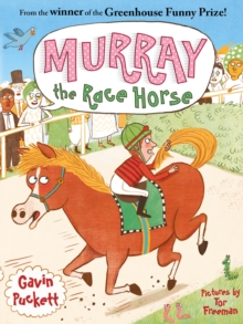 Murray the Race Horse, Paperback Book