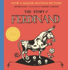 The Story of Ferdinand, Paperback Book