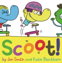 Scoot!, Paperback Book