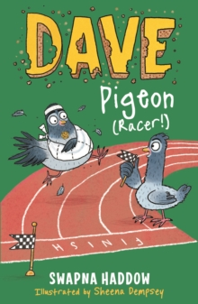 Dave Pigeon (Racer!), Paperback Book