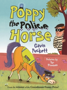 Poppy the Police Horse, Paperback Book