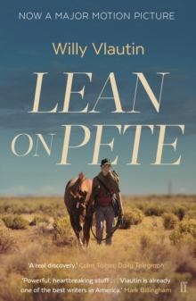 Lean on Pete, Paperback / softback Book