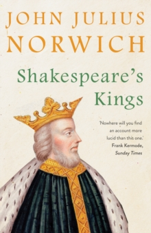 Shakespeare's Kings, Paperback Book