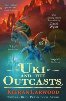 Uki and the Outcasts, Paperback / softback Book