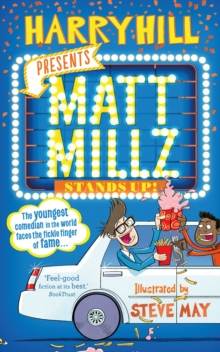 Matt Millz Stands Up!, Hardback Book