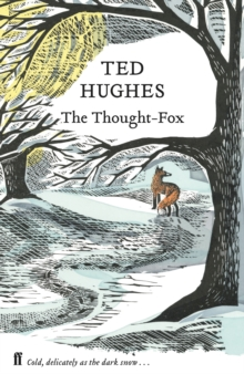 The Thought Fox : Collected Animal Poems Vol 4, Hardback Book