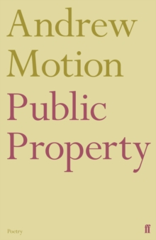 Public Property, Paperback / softback Book