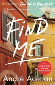 Find Me : A TOP TEN SUNDAY TIMES BESTSELLER, Paperback / softback Book