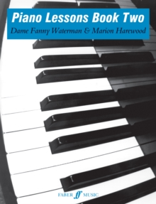 Piano Lessons Book Two, Paperback / softback Book